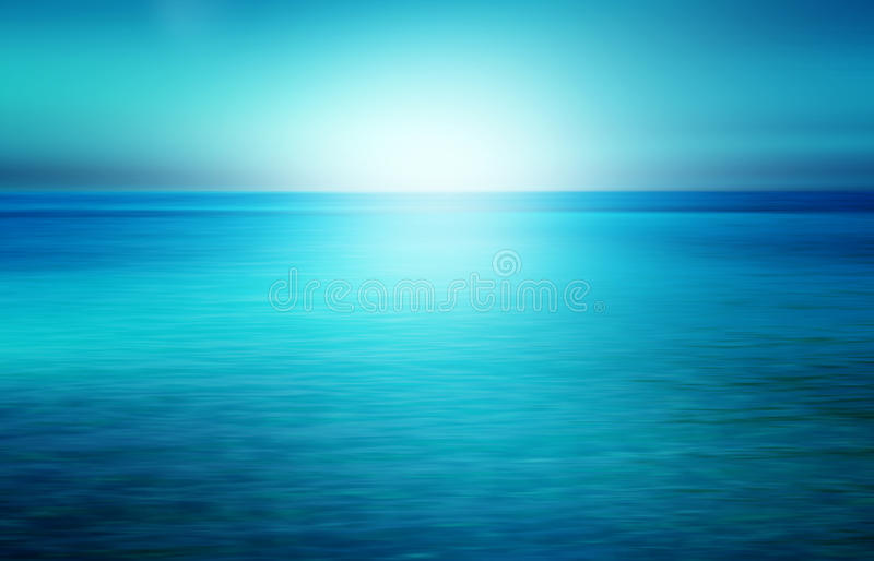 Beach and tropical sea with bright sun stock photos