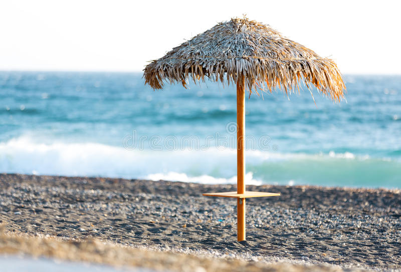 Download Beach umbrella stock image. Image of relaxation, tropical - 34799965