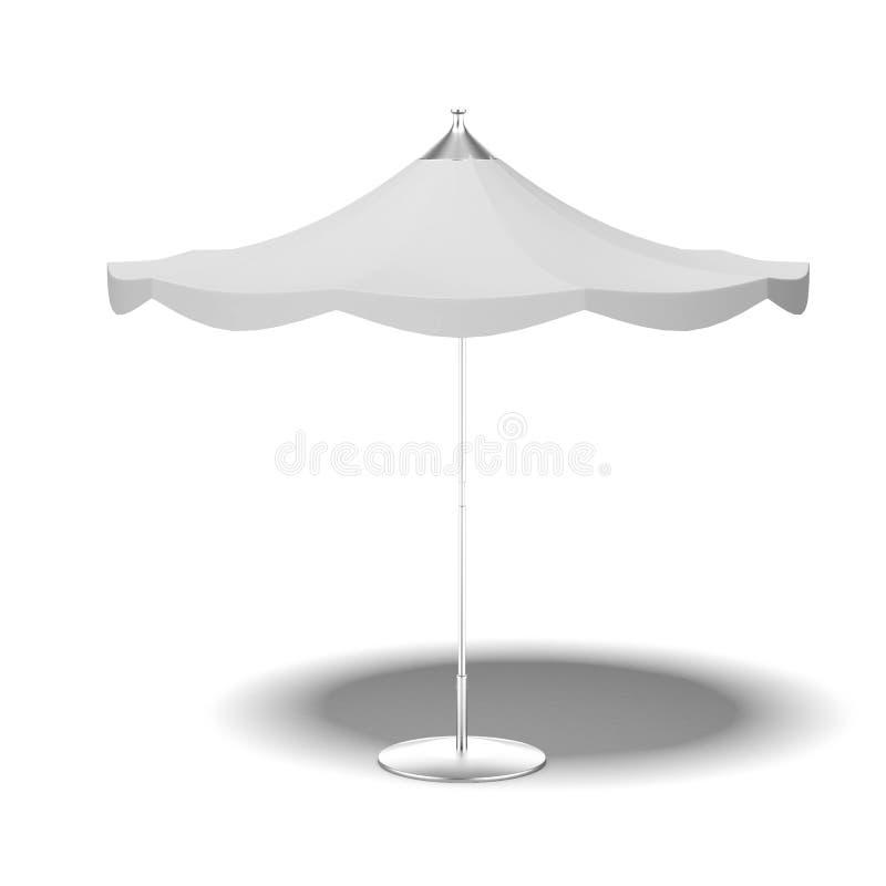 Download Beach umbrella stock illustration. Illustration of rest - 33753632