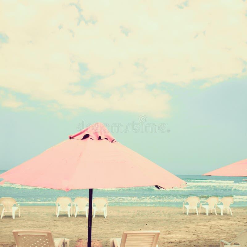 Free Beach Umbrellas Stock Photo - 45982310