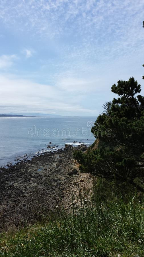 Beach Viewpoint royalty free stock image