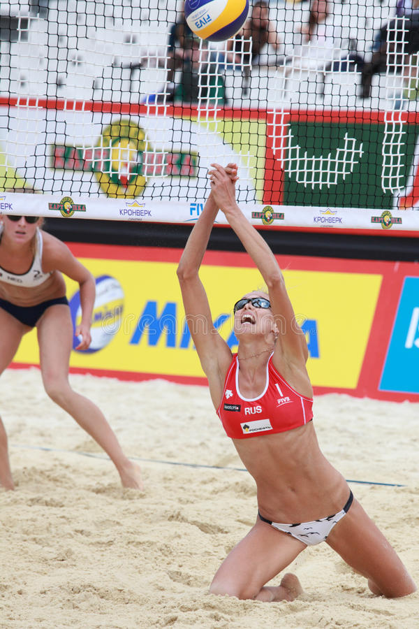 Beach Volleyball Swatch World Tour, Moscow