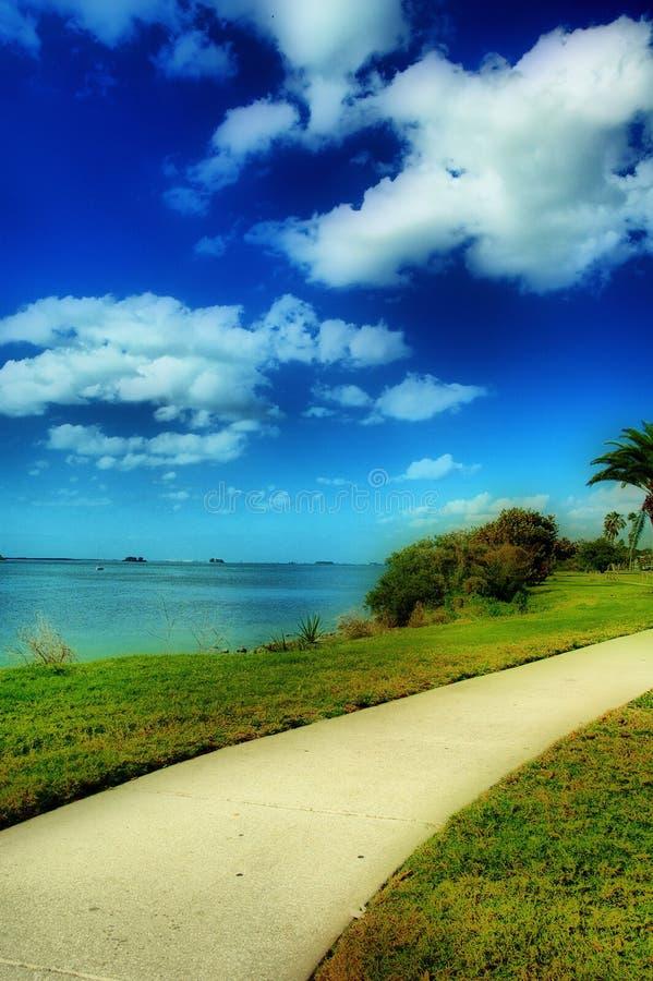 Free Beach Walkway Royalty Free Stock Photography - 4483417