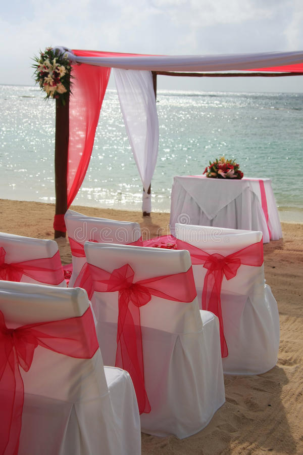 Download Beach wedding stock photo. Image of aisle, ceremony, holiday - 14665040