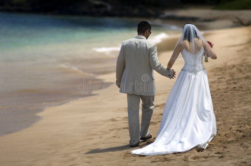 Download Beach Wedding stock photo. Image of mexico, lasting, love - 2957242