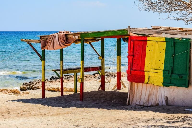 Beach, Yellow, Sea, Vacation stock image