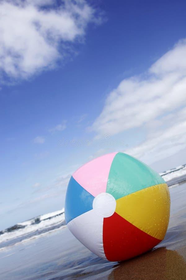 beachball стоковая фотография