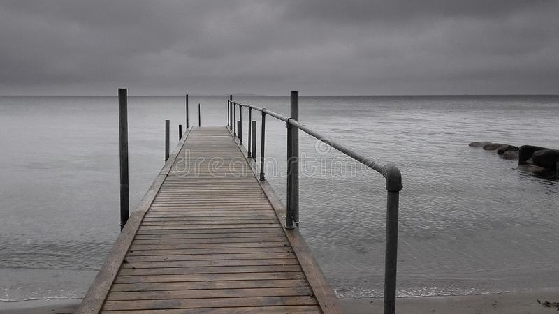 Beachbridge 库存照片