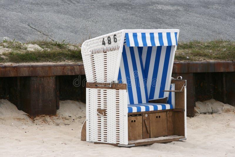 Beachchair Royalty Free Stock Photo