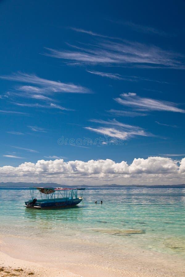 beachcomber wyspa fotografia royalty free