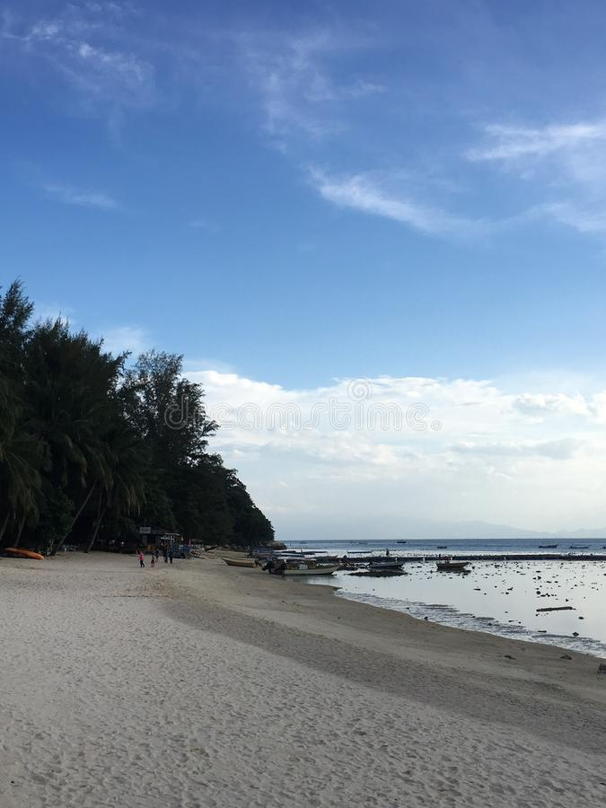 Beachday fotografia stock libera da diritti