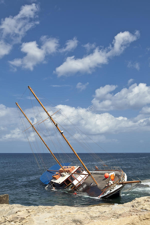 Download Beached Stock Image - Image: 16210731