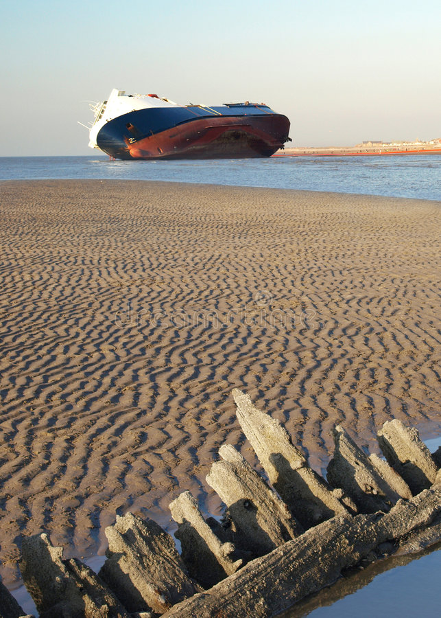 Free Beached Boat Stock Photo - 4507970