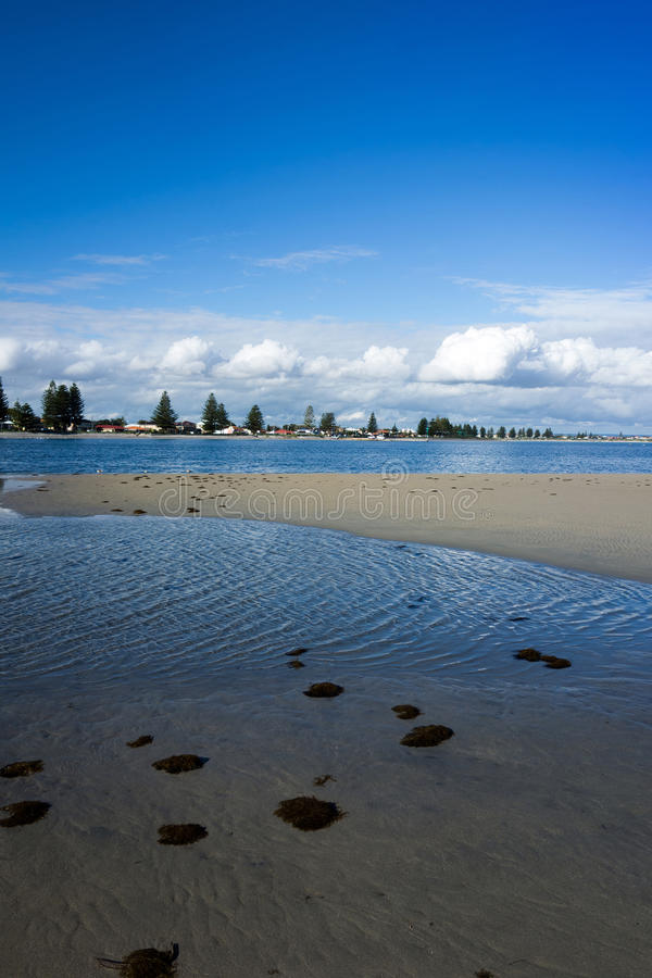 Beaches in Perth. Beautiful Beaches in Perth in Australia royalty free stock photos
