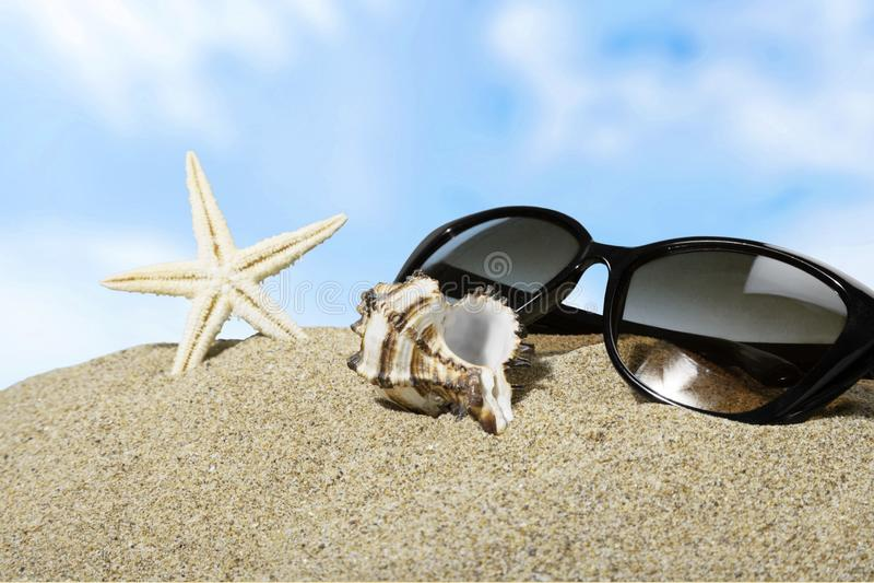 Beaches royalty free stock image