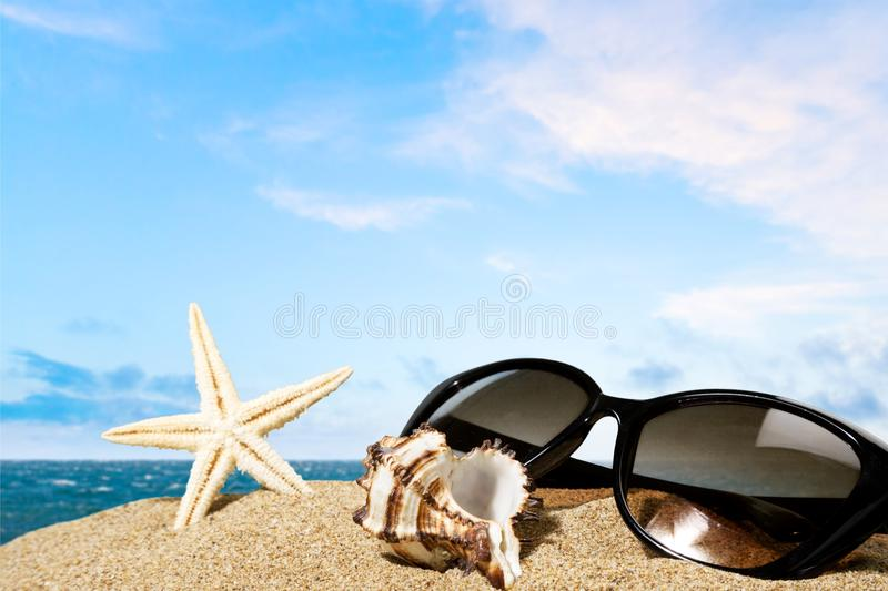 Beaches royalty free stock photography