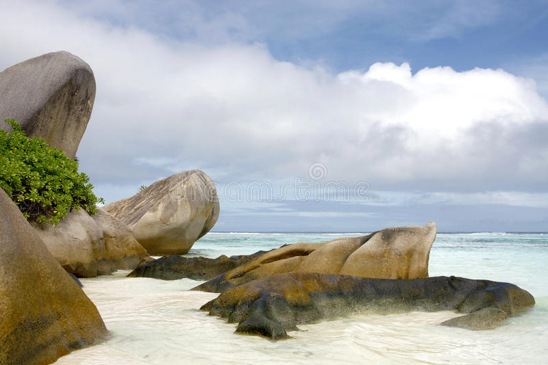 Download Beaches Of Seychelles Stock Photo - Image: 41230208