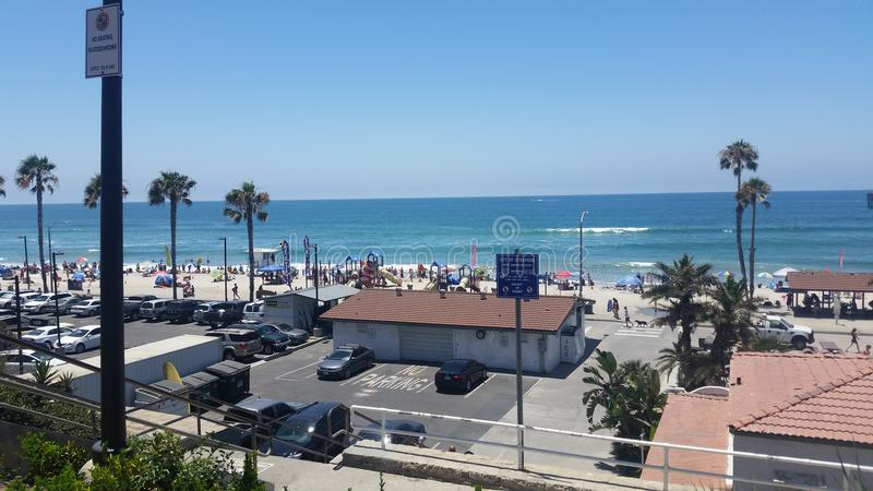 Beachfitters urbano imagens de stock royalty free