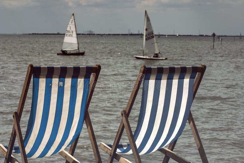 beachfront immagini stock