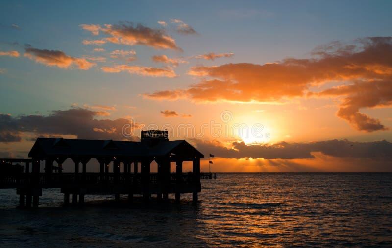 Beachfront II stock afbeelding