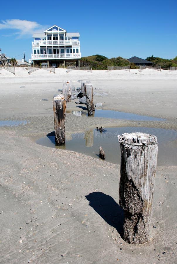 Free Beachhouse Royalty Free Stock Photo - 9108735
