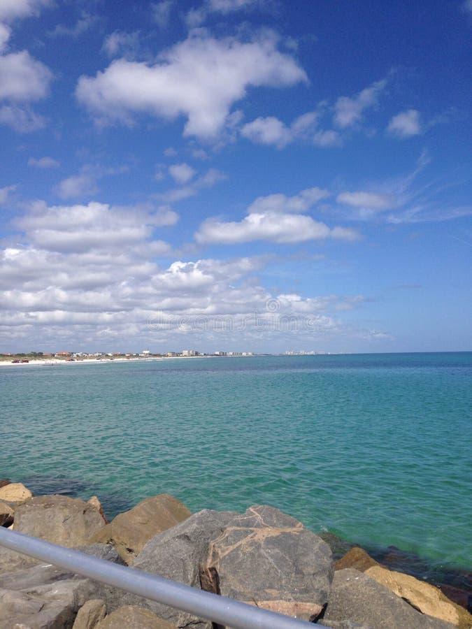 Beachin fotografia stock