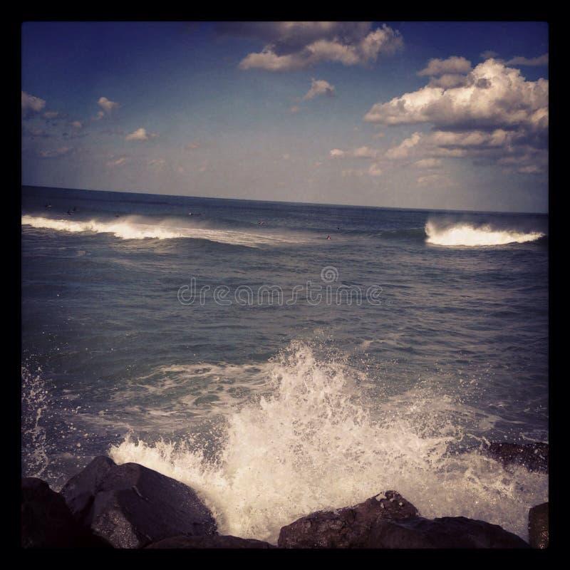 Beachin fotografie stock