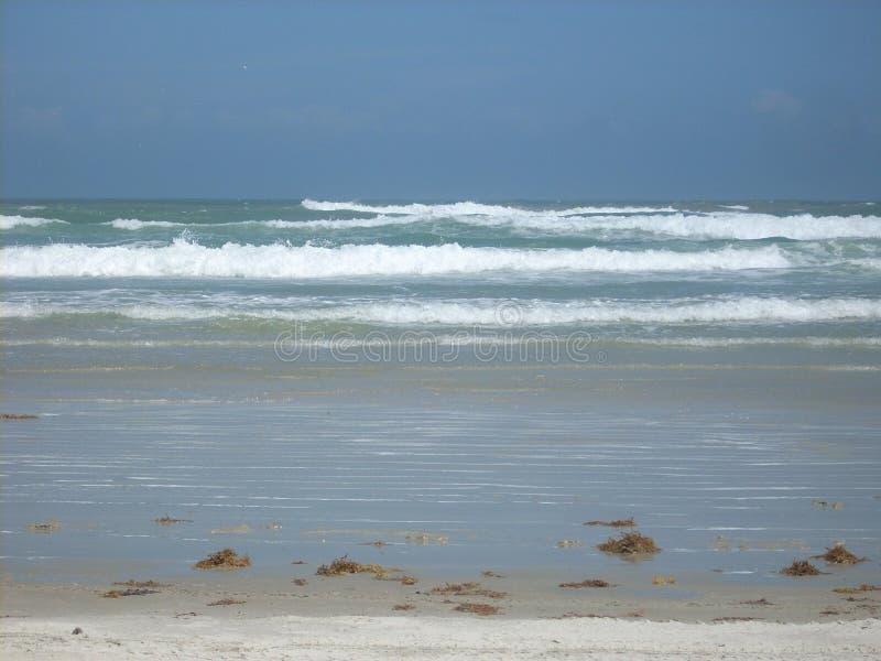 Beachin ja obraz royalty free