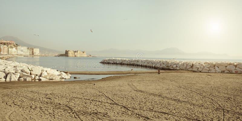 Download Beachof Naples stock image. Image of boat, panoramic - 83705585