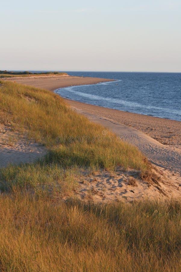 Beachscape stockfotos