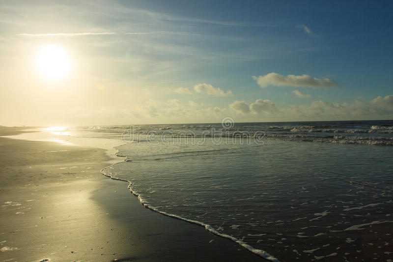 Beachscape royalty free stock images
