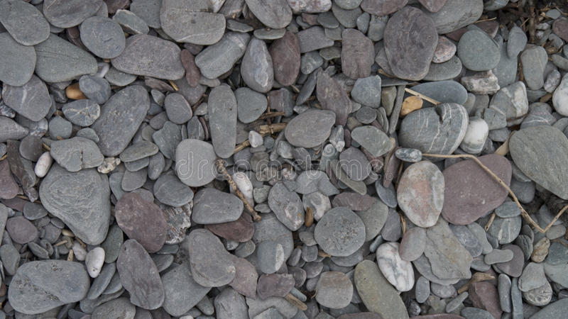 Beachscapes - rock, water, sand & stones royalty free stock photography