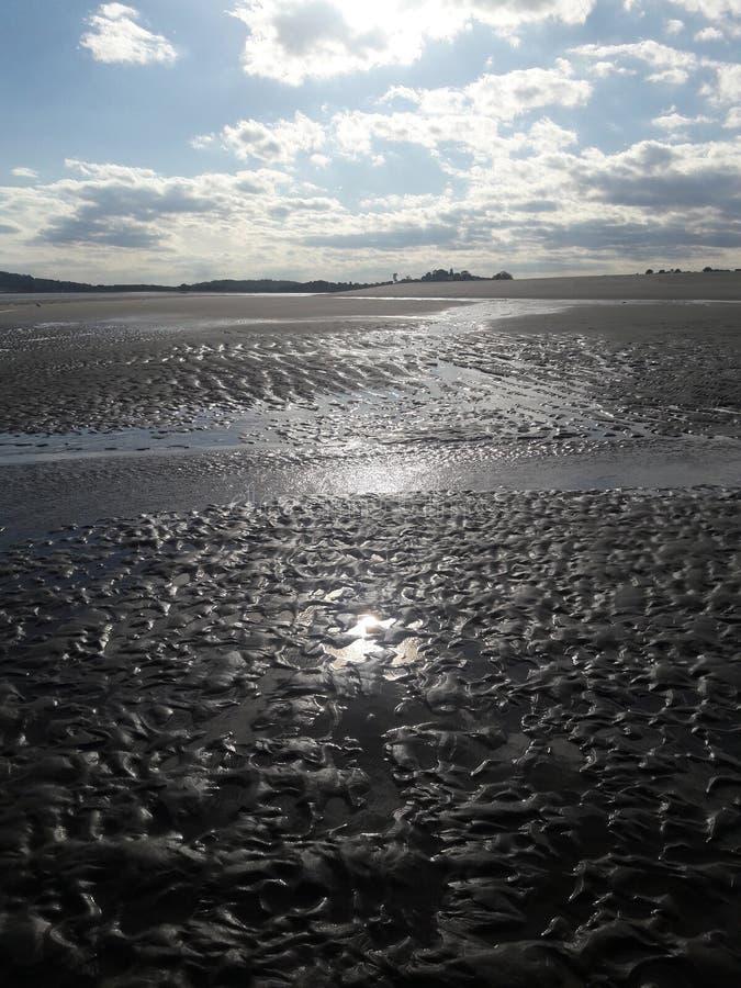 Beachsky стоковое фото rf