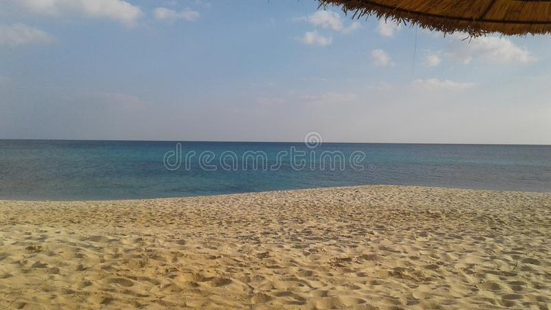Beachtime royalty free stock photos