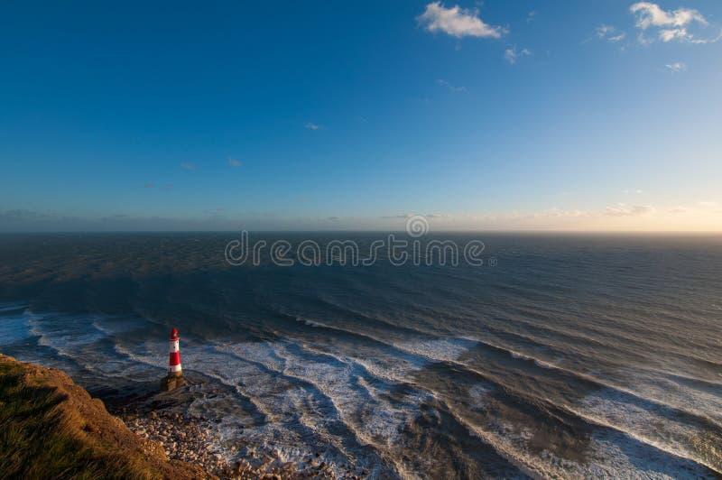 beachy επικεφαλής φάρος στοκ εικόνες