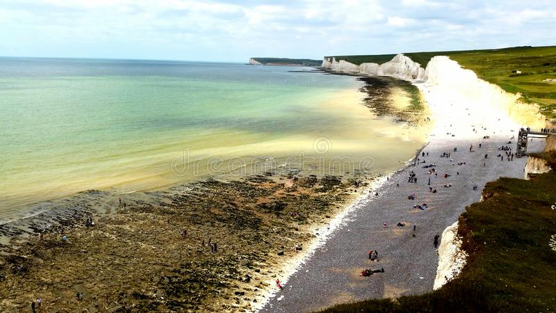 beachy головка стоковое изображение