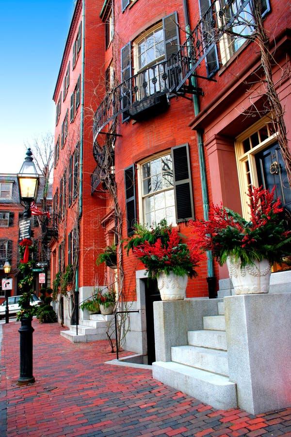 Free Beacon Hill, Boston Royalty Free Stock Photo - 1326195