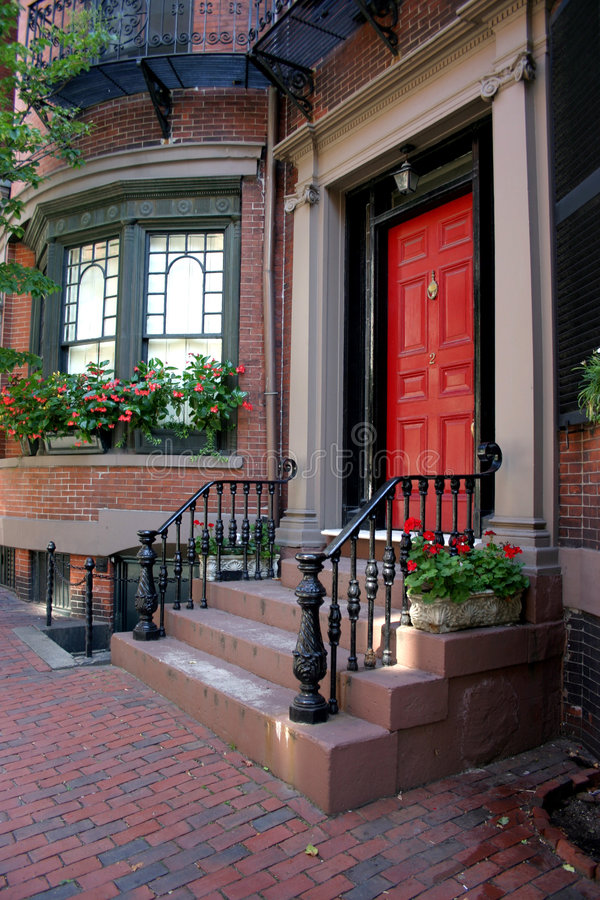 Free Beacon Hill, Boston Stock Photography - 298002