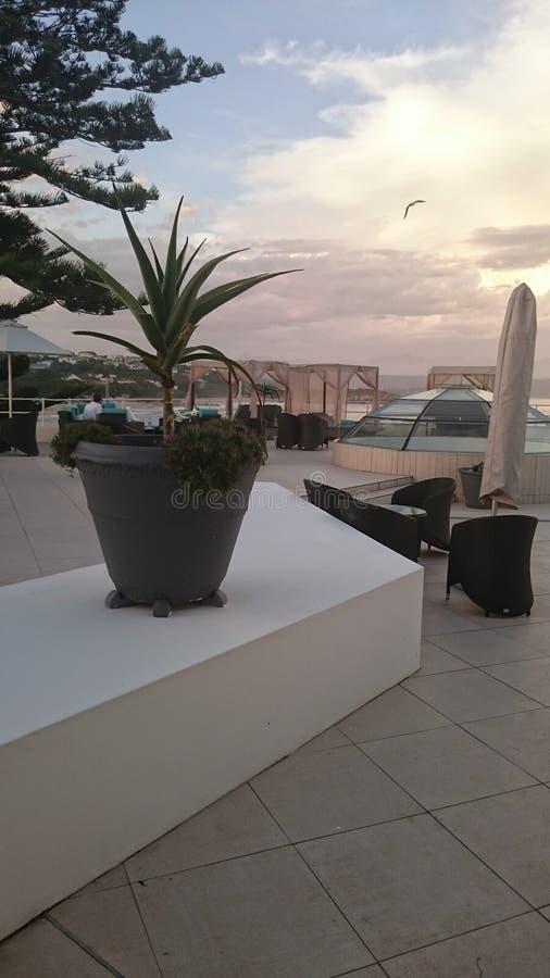 Beacon Island hotel royalty free stock image