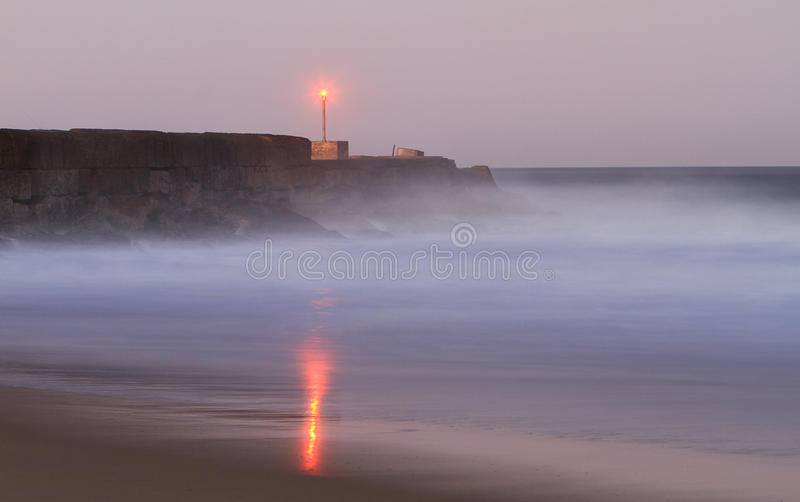 Download Beacon light directing stock image. Image of beacon, long - 25253309