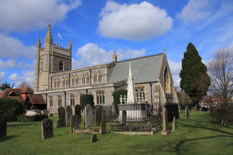 Download Beaconsfield Church stock image. Image of high, religion - 8658333