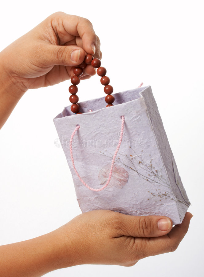 Bead jewelry royalty free stock photography