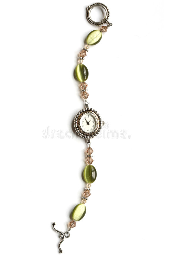 Free Beaded Watch Stock Photography - 5034722