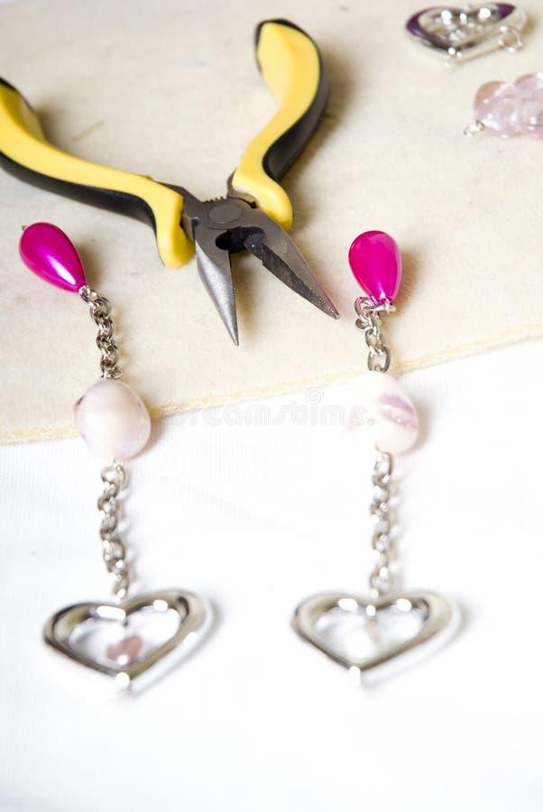 Download Beading tools #3 stock image. Image of handicraft, recreational - 30001151
