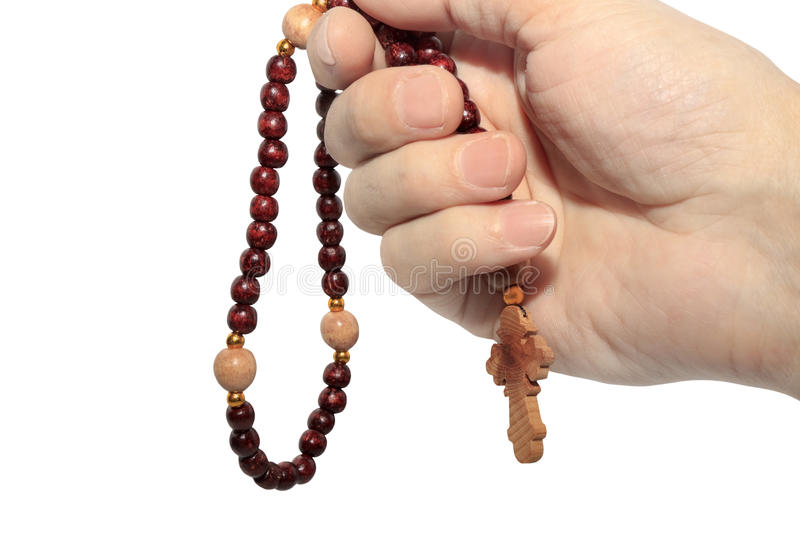 Download Beads stock photo. Image of christianity, church, palm - 12729246