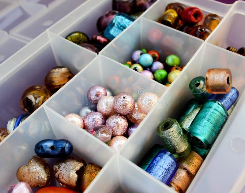 Beads stock photos