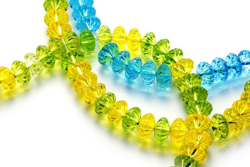 Download Beads stock image. Image of handicraft, precious, chain - 21432567