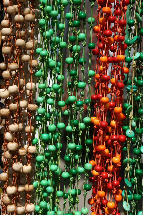 Download Beads stock image. Image of colorful, jewellery, string - 22430355