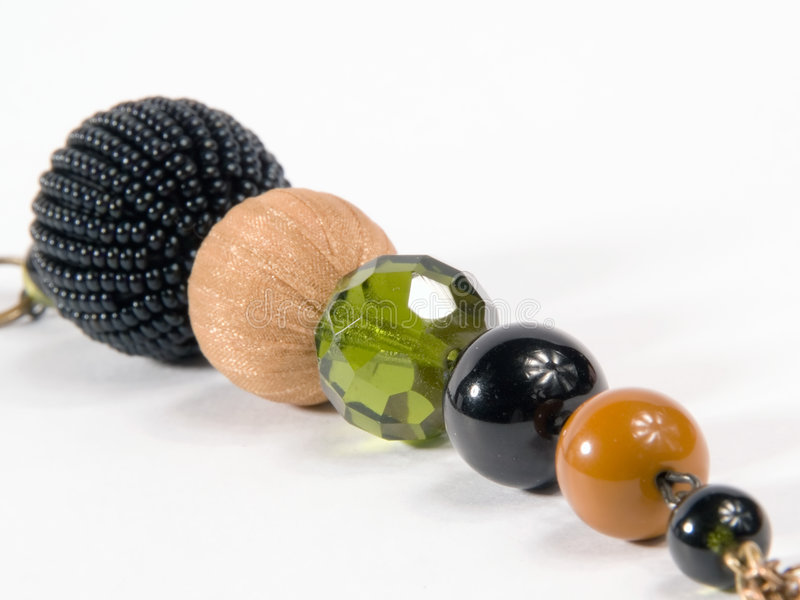 Download Beads stock photo. Image of black, drop, fashion, beads - 7324204