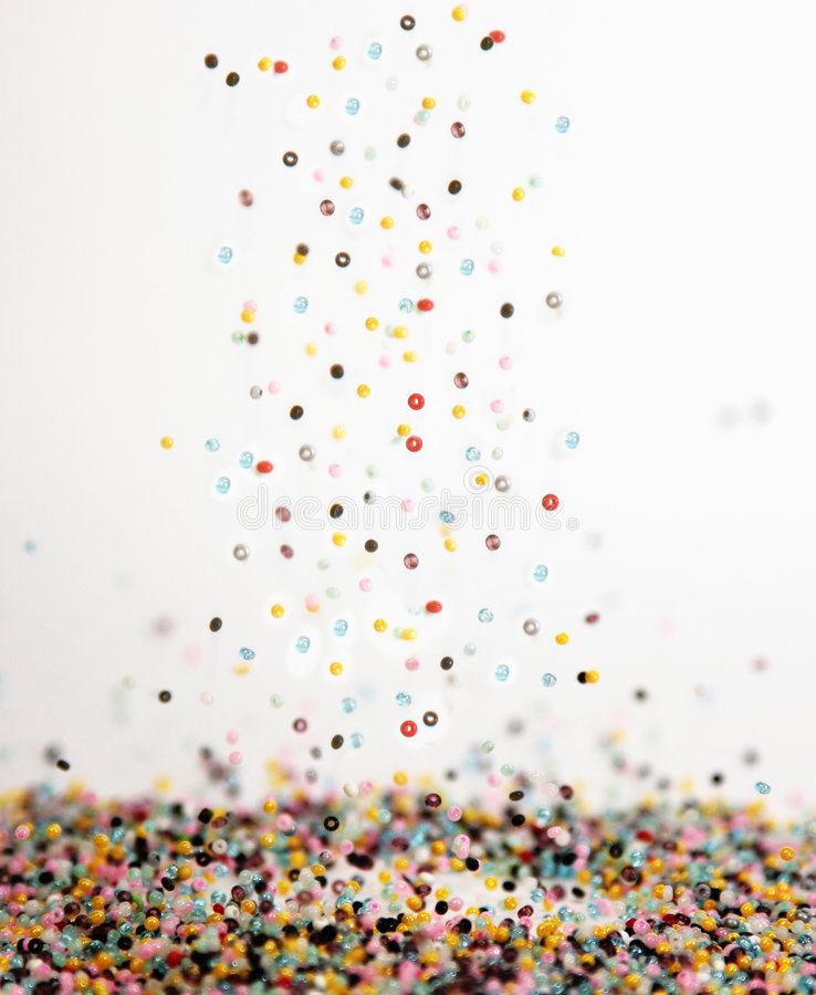 Download Beads Stock Image - Image: 8003321